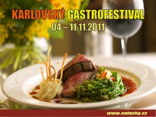 Karlovský gastrofestival 2011